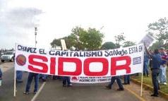 A luta dos operários siderúrgicos