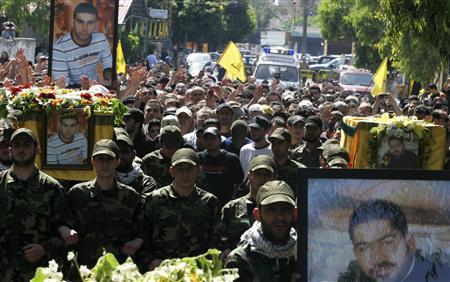 Avanço do Hezbollah
