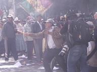 Imponente mobilização antiimperialista na Bolívia