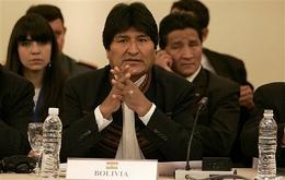 Evo Morales, a direita e o