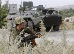 """Rússia fortalece o domínio em seu """"quintal"""""""