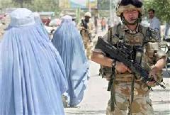 Fora as tropas da OTAN  do Afeganistão