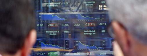 Wall Street ã beira do colapso
