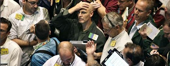 Escandaloso resgate do sistema financeiro norte-americano