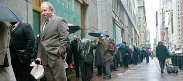 10 million unemployed workers in the United States