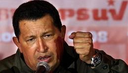 Um duro revés para Chávez