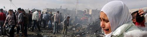 Um massacre com alto custo político para o estado sionista