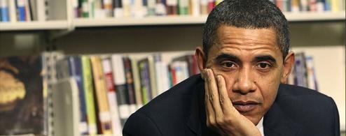 O novo governo de Obama sacudido pela crise