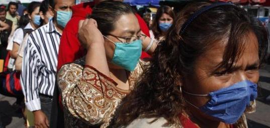 Ante o estado de emergência pela epidemia da gripe suína