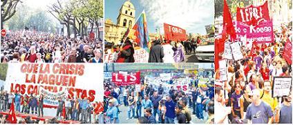 Día Internacional de Lucha de los Trabajadores
