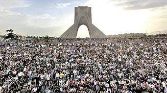 Iran: Rebellion and political crisis