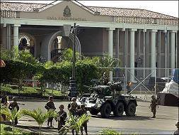 Abaixo o golpe em Honduras!