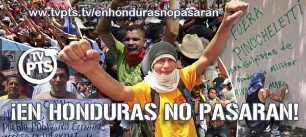 Nieder mit dem Putsch in Honduras!