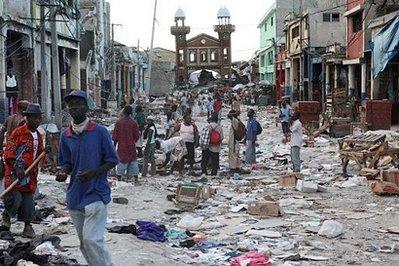Haiti: Solidariedade operária e popular com o oprimido povo haitiano