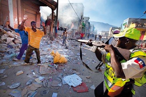 Por una campaña de solidaridad obrera y popular con el oprimido pueblo haitiano