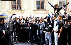 25/10: Llamado de la Coordinación regional de los liceos de la región parisina