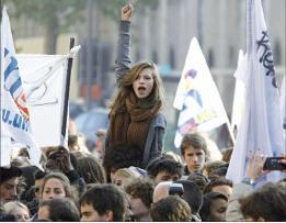 La irrupción de la juventud en la lucha contra la Reforma
