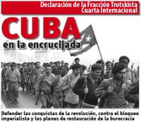 Cuba, dans un moment crucial
