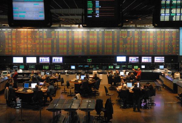 Vertigem na economia mundial