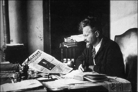 Léon Trotsky, portrait d'une vie révolutionnaire