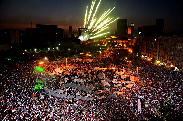 Ägypten: Die Armee versucht, die Massenmobilisierungen zu kapern