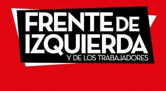 Argentina: Frente de Izquierda y de los Trabajadores