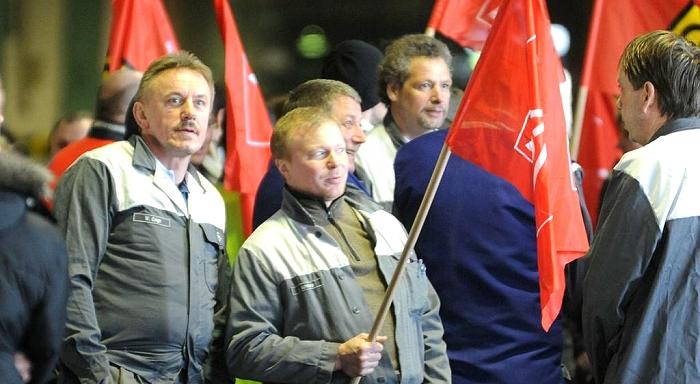 Alemania: ¡Huelga en Opel!