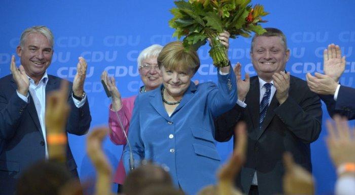 Merkel: Ein Koloss auf tönernen Füßen