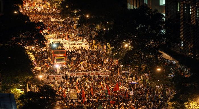 Una lucha histórica que conmueve al país y profundiza las movilizaciones de junio