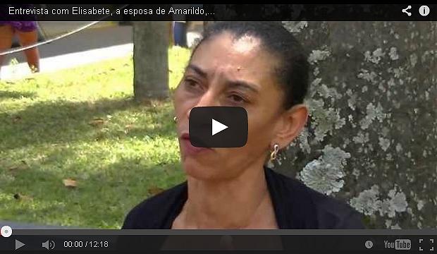 Pão e Rosas: Entrevista com Elisabete, esposa de Amarildo