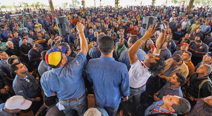 Resultado y lecciones de la huelga de los trabajadores sidoristas