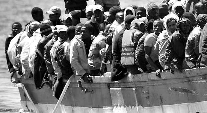 Après la mort de centaines d'immigrés ã Lampedusa