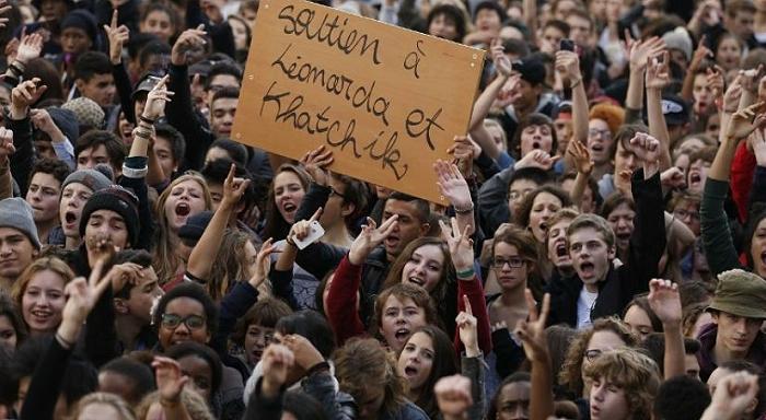 Quand les lycéen-ne-s changent le climat politique