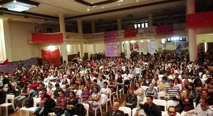 Grande Encontro reúne mais de 800 trabalhadores e jovens de todo o país