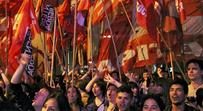 A Frente de Esquerda e dos Trabalhadores fez uma eleição histórica