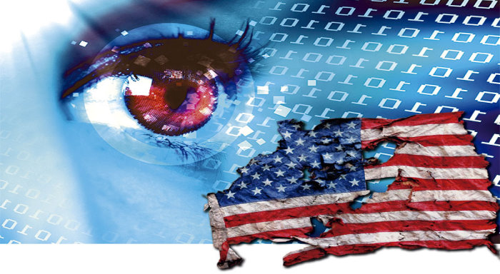 Worldwide scandal, because of US mega-espionage