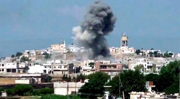 A LIT-QI se afunda no complexo cenário sírio