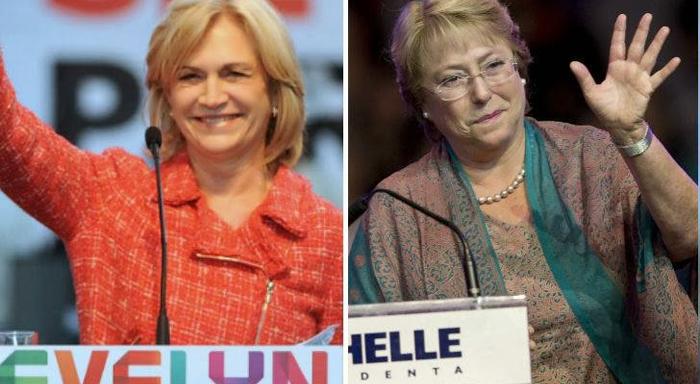 Ganó Bachelet pero tendrá que ir a segunda vuelta