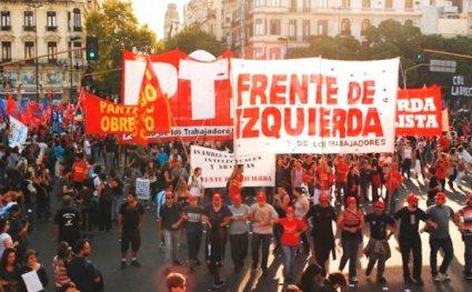 """El """"mandato"""" de la votación del FIT para los revolucionarios"""