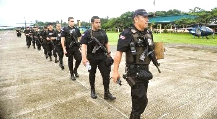 Chovinismo y militarismo en Costa Rica bajo el paraguas del conflicto fronterizo con Nicaragua