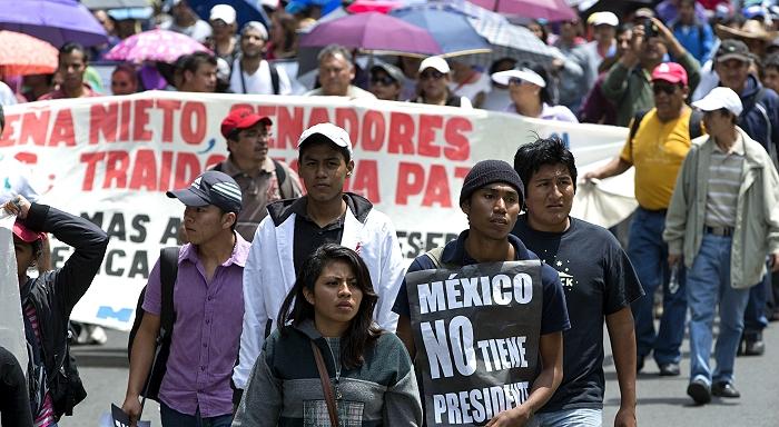 Mexique: la lutte des classes revient au devant de la scène