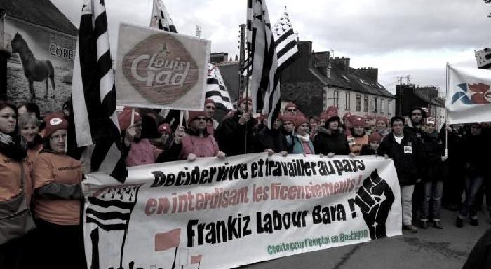 Il faut un pôle ouvrier et populaire, indépendant et antibureaucratique pour continuer le combat contre les licenciements en Bretagne