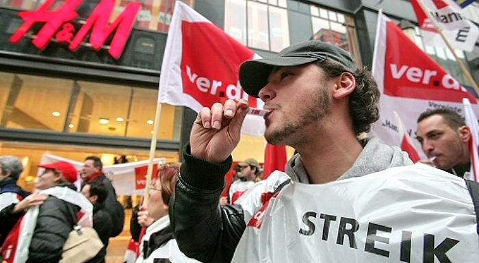 Einzelhandel: Streik muss gewonnen werden!