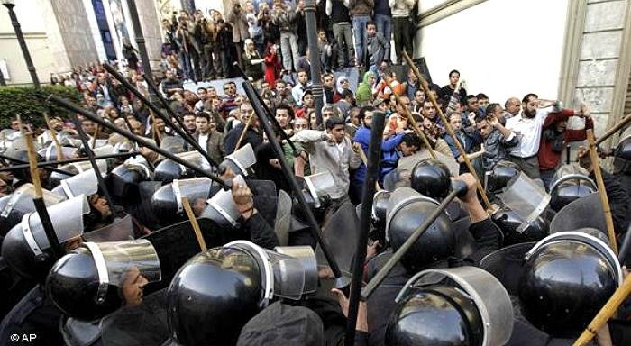 Egipto: Las movilizaciones desafían la represión del gobierno