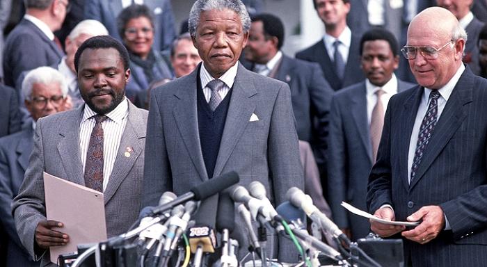 O que foi feito na África do Sul?