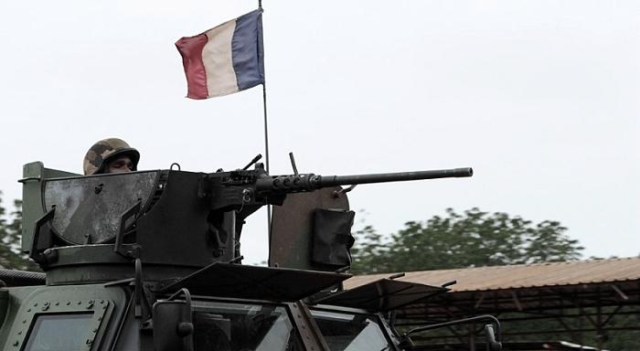 ¡Abajo la intervención imperialista de Francia en República Centroafricana!