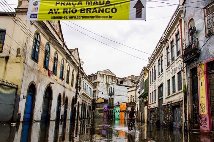 Anos após anos o Rio de Janeiro sofre com o caos capitalista