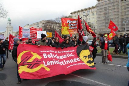 Internationalist tour: Christian Castillo's talk in Germany