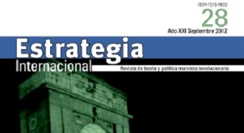 Revista Estrategia Internacional Nro. 28