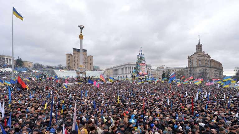 Wohin geht die Ukraine?